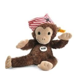 Happy Farm Piggilee Schwein Schmusetuch mit Rassel